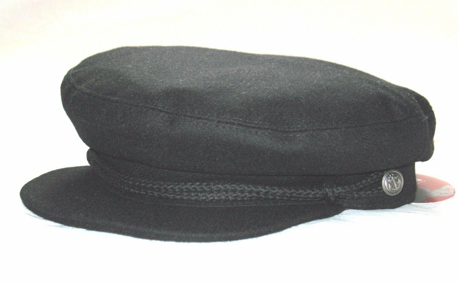 5d41e624eeb14 G H Wool Felt Hat Breton Fisherman Fiddler Cap. Sale! 🔍. £19.99 £12.99